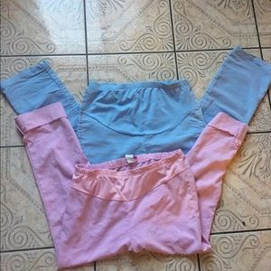Denim - Maternity pants